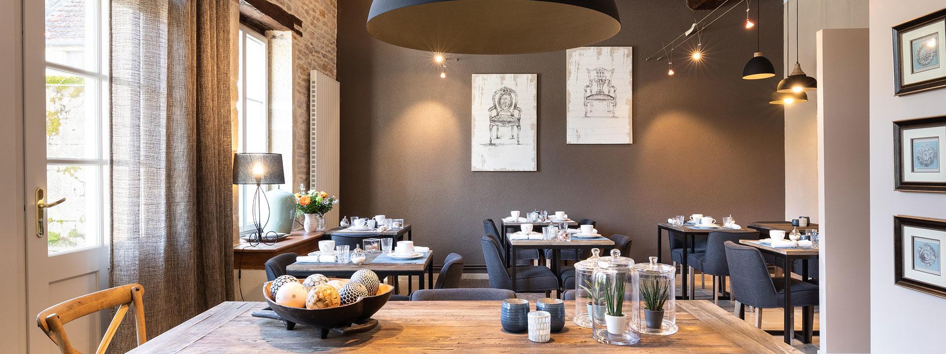 Restaurant Hôtel Clos du Colombier à Pommard