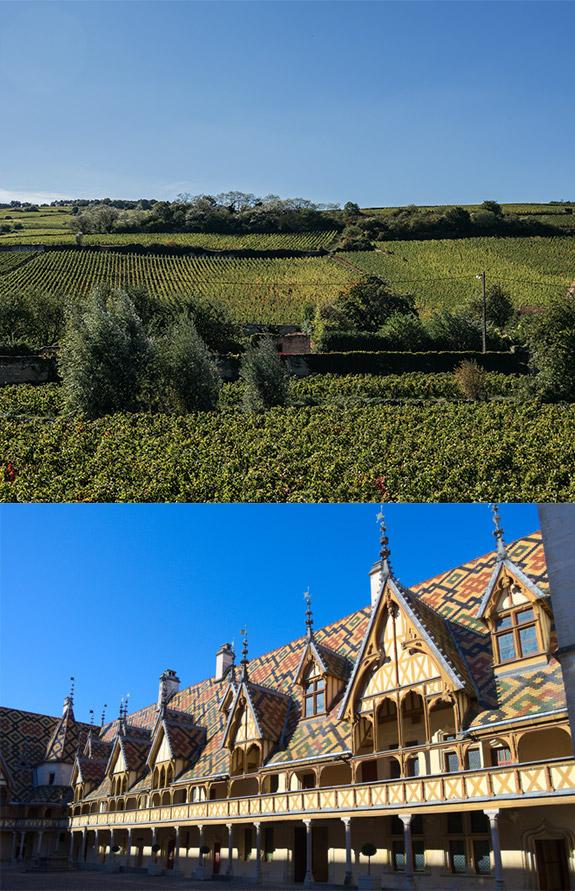Hôtel en Bourgogne, à Pommard