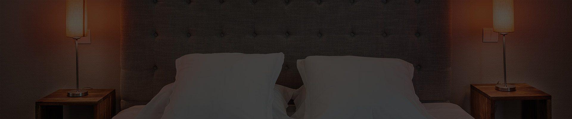 Les suites & chambres du Clos du Colombier 1817