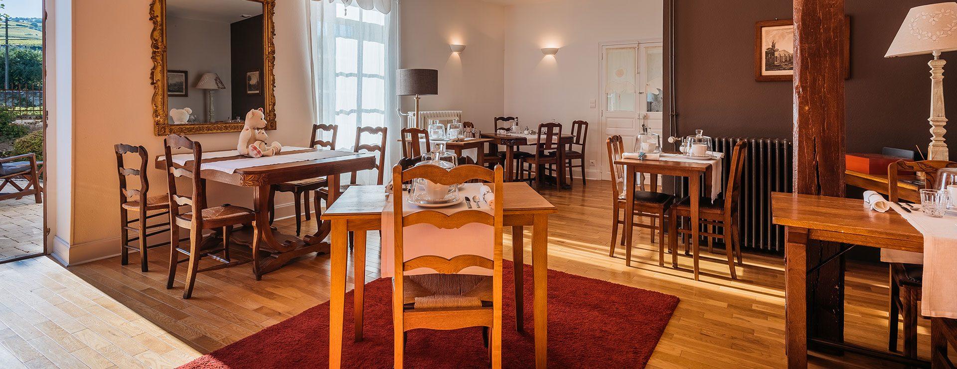 Restaurant Clos du Colombier 1817